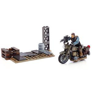 Mega-Bloks-Conjunto-de-Combate-Call-of-Duty-Motorbike-Breakout---Mattel