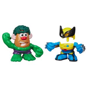 Sr-Cabeca-de-Batata-MashUps-Marvel-Wolverine-e-Hulk---Hasbro