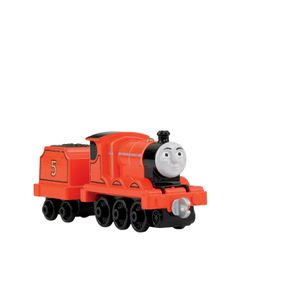 Thomas-e-seus-Amigos-Locomotiva-James-–-Mattel
