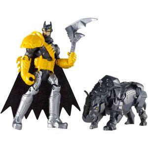 Batman-Unlimited-Batman-e-Rhino---Mattel