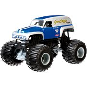 Hot-Wheels-Offroad-Monster-Jam-Grave-Digger-The-Legend---Mattel