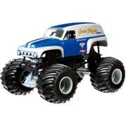 Hot-Wheels-Offroad-Monster-Jam-Grave-Digger-The-Legend---Mattel