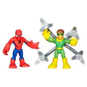 Marvel-Super-Hero-Homem-Aranha-de-Aco-e-Dr-Octopus---Hasbro-