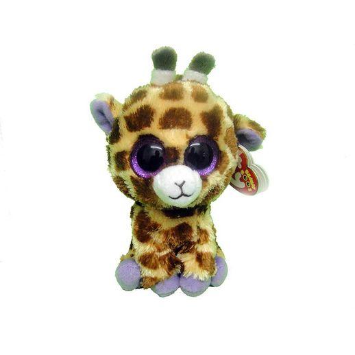 Pelucia-Baenie-Boos-Safari-Girafa---DTC