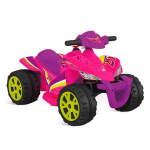Quadriciclo-Eletrico-Adventure-Rosa---Bandeirante