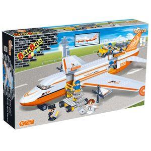 Aviao-de-Carga-660-pecas---Banbao