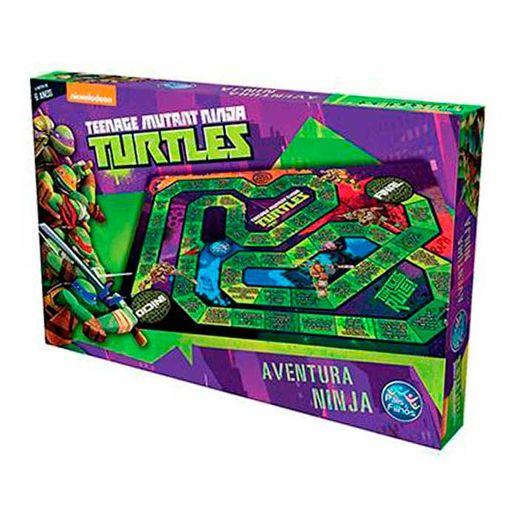 Tartarugas-Ninjas-Jogo-Aventura-Ninja---Pais-e-Filhos