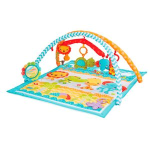 Fisher-Price-Ginasio-Floresta-Animada---Mattel-