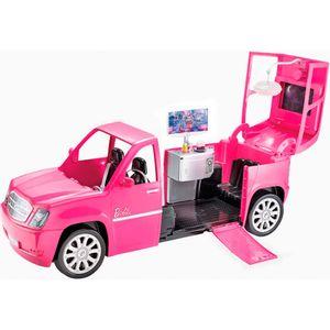 Barbie-Filme-Limusine-Rock-n-Royal---Mattel