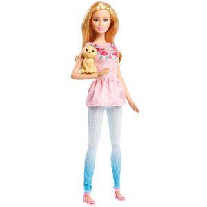 Barbie-Family-Irmas-com-Pets-Barbie---Mattel
