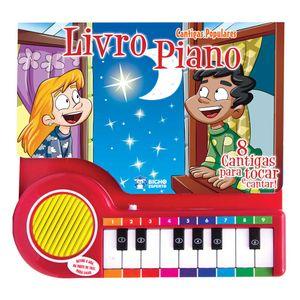 Livro-Piano-Cantigas-Populares---Rideel-