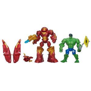 Os-Vingadores-Super-Hero-Mashers-Hulkbuster-vs-Hulk---Hasbro-