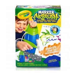 Marker-Air-Brush-Azul---Crayola