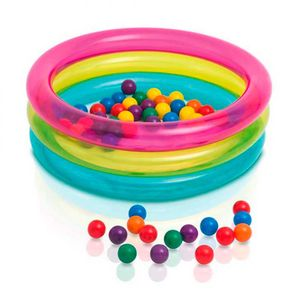 Piscina-de-Bolinhas-Multi-Color---Intex