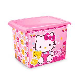 Hello-Kitty-Caixa-Organizadora-20L---Monte-Libano-