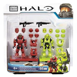 Mega-Blocks-Halo-Armadura-Custom-Espartano---Mattel