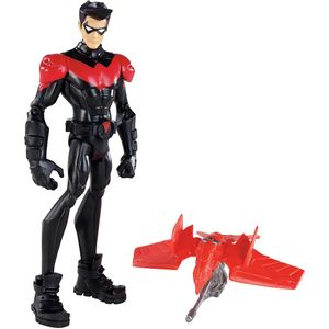 Batman-Figura-Power-Attack-Nightwing---Mattel