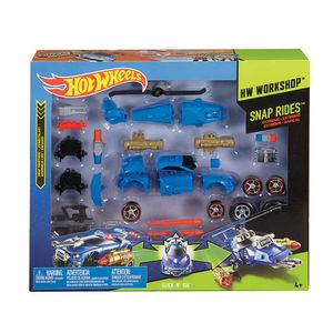 Hot-Wheels-Super-Quick-N-Sik---Mattel-