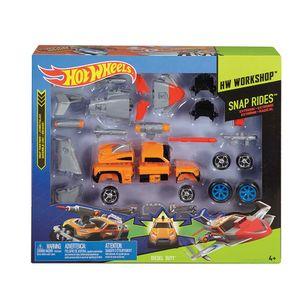 Hot-Wheels-Super-Diesel-Duty---Mattel