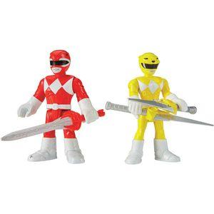 Imaginext-Power-Ranger-Vermelho-e-Amarelo---Mattel-