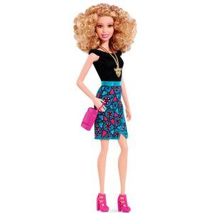 Barbie-Fashionistas-Balada-Nikki-Branca---Mattel-