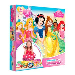Quebra-Cabeca-Grandao-Princesa-48-Pecas---Toyster