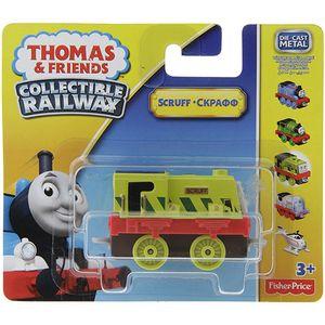 Thomas-e-seus-Amigos---Collectible-Railway-Mini-Locomotiva-Scruff---Mattel