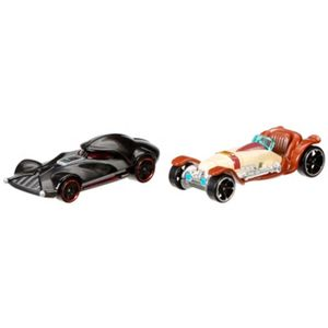 Hot-Wheels-Star-Wars-Obi-Wan-KenobiI-vs.-Darth-Vader---Mattel