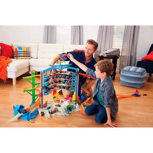 Hot-Wheels-Mega-Garagem---Mattel-