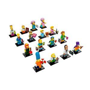 Lego-Minifiguras-Serie-2-Os-Simpsons---LEGO