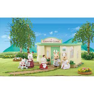 Sylvanian-Families---Clinica-do-Campo---EpochMagia