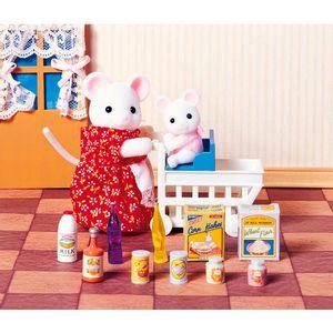 Sylvanian-Families---Compras-no-Supermercado---EpochMagia