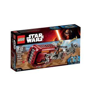 Lego-Star-Wars-Rey-Speeder---LEGO--