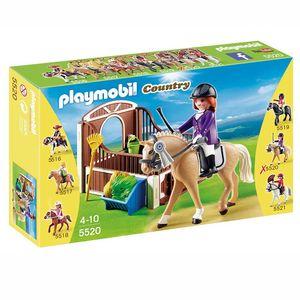 Playmobil-Cavalos-Colecionaveis-5520---Sunny