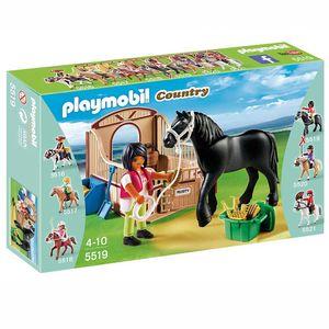 Playmobil-Cavalos-Colecionaveis-5519---Sunny-