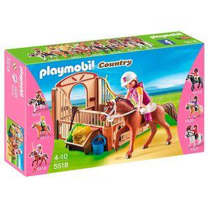 Playmobil-Cavalos-Colecionaveis-5518---Sunny