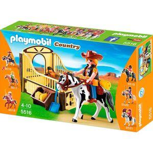 Playmobil-Cavalos-Colecionaveis-5516---Sunny