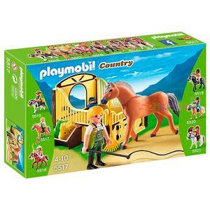 Playmobil-Cavalos-Colecionaveis-5517---Sunny-
