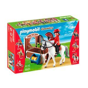 Playmobil-Cavalos-Colecionaveis-5521---Sunny