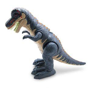 Dinossauro-Tiranossauro-Rex-Cinza-Com-Luz-e-Som---Toyng-