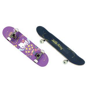 Hello-Kitty-Skate-com-Acessorios---Monte-Libano-