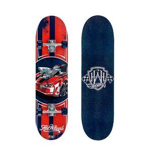 Hot-Wheels-Skate-com-Acessorios-Carro-Vermelho---Fun-Divirta-se-