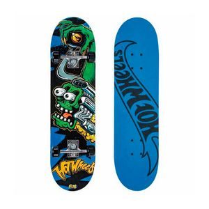 Hot-Wheels-Skate-com-Acessorios-Carro-Branco---Fun-Divirta-se