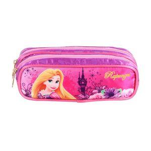 Estojo Rapunzel Soft 2 Divisórias P - Dermiwil