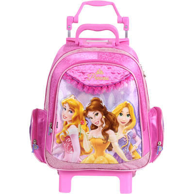 Princesas-Pink-Mochilete-G---Dermiwil