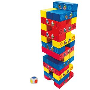 Thomas-E-Seus-Amigos-Torre-Equilibrio-de-Cores-Madeira---Fun-Divirta-se