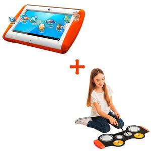 Meep-Tablet-Android-4.0-Wi-Fi-com-acessorio-Drums-Bateria-–-Oregon-