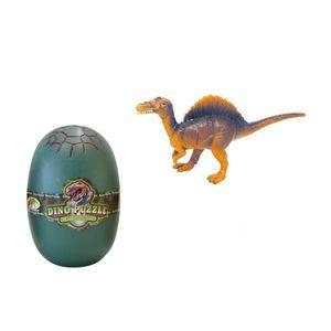 Dino-Puzzle-Parte-3-Pequeno-Spinosaurus---Fun-Divirta-Se-