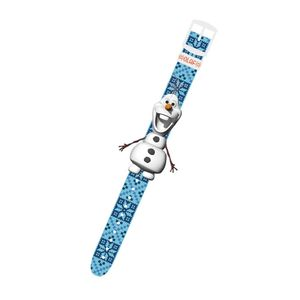 Frozen-Relogio-Digital-3D-Olaf---Multikids