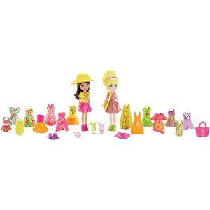 POLLY-POCKET-CONJUNTO-FERIAS-TTROPICAIS-
